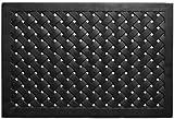 Calloway Mills 900072436 Hampton Weave Rubber Doormat, 2' x 3'