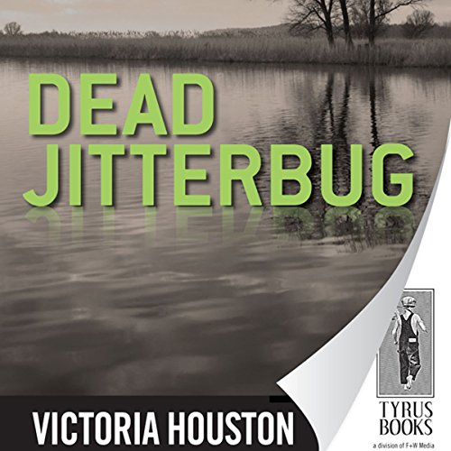Dead Jitterbug audiobook cover art