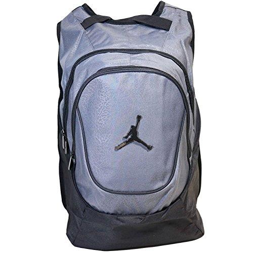 Nike Air Jordan 23 Jumpman Backpack School Bag/Laptop Grey/Black