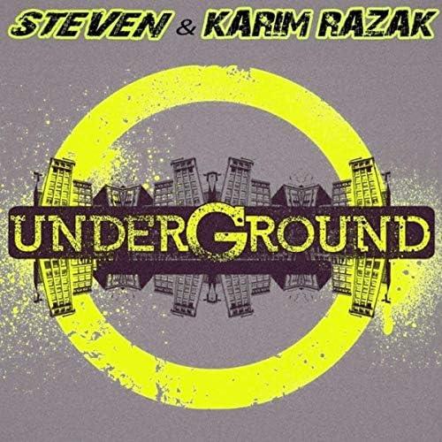Steven & Karim Razak