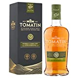 Tomatin Single Malt Whisky 12 Aos - 700 ml