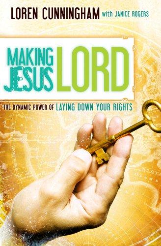 Making Jesus Lord (English Edition)