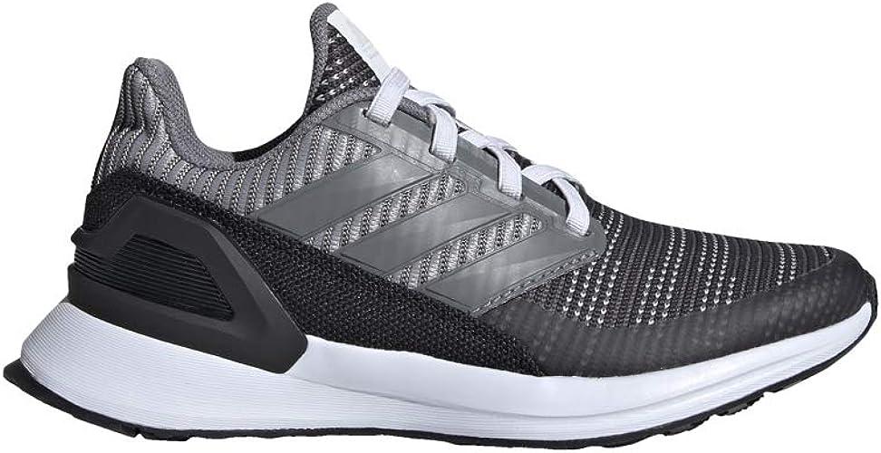 Adidas RapidaRun Knit El C, Chaussures de Running Mixte Enfant