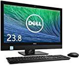23.8インチ液晶一体型 DELL OptiPlex 7450 AIO/第7世代Core i5/GDDR4 RAM:8G/SSD:256GB/光学ドライブ(マルチ)/無線LAN/USB 3.1 Type-C/Webカメラ/Office/高さ調整(整備済み品)