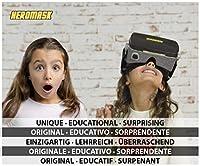Visore VR Realta Virtuale + Gioco educativo bambini [Operazioni Matematica e calcolo mentale] Regalo Originale per bambino 5 6 7 8 9 10 11 12 anni [Natale - Compleanno] Occhiali Realtà Virtuale #5