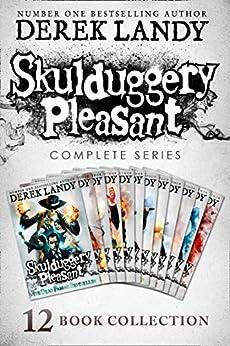 Skulduggery Pleasant: Books 1 - 12 by [Derek Landy]