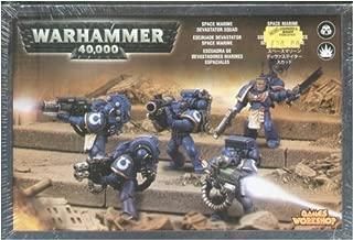 Space Marines Devastator Box Warhammer 40K by Games Workshop