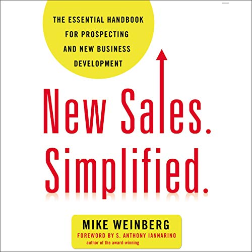 New Sales. Simplified. cover art