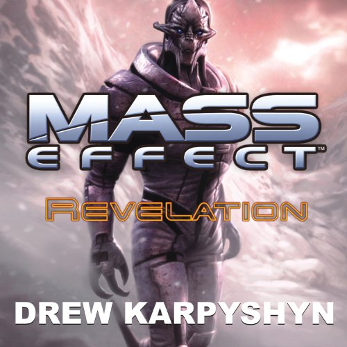 Mass Effect audiobook cover art