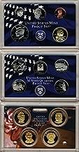 2008 S U.S. Mint 14 coin Clad Proof Set In OGP Proof