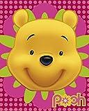 1art1 Winnie Puuh Der Bär - Smile Mini-Poster 50