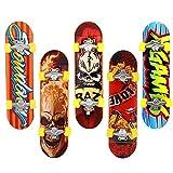 Zoom IMG-2 kungfu mall mini skateboard per