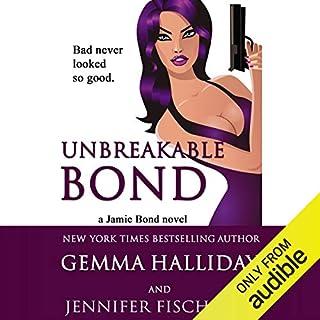 Unbreakable Bond audiobook cover art