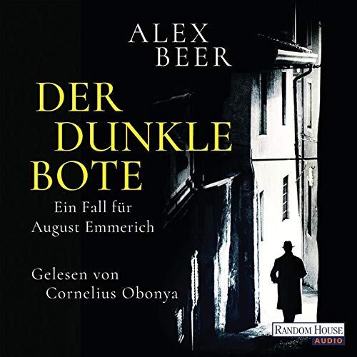 Der dunkle Bote  By  cover art