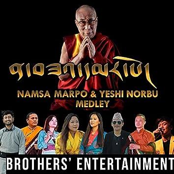 Namsa Marpo & Yeshi Norbu Medley