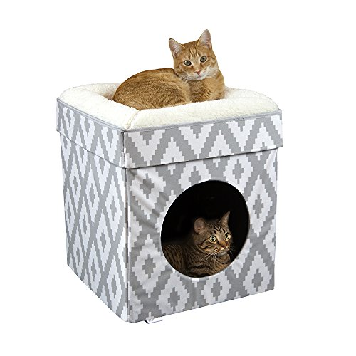 Kitty City Large Cat Cube