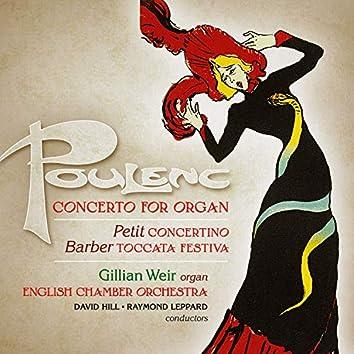 Poulenc: Concerto For Organ