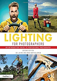 Lighting for Photographers: An Introductory Guide to Professional Photography