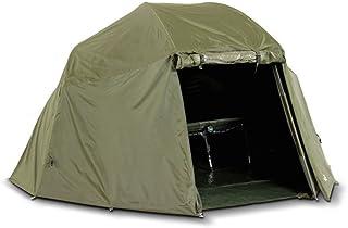 Lucx® Överkast vinterskin overwrap för Lucx Wolf paraplytält Brolly Shelter fisketält karptält (utan tält bara överkast)