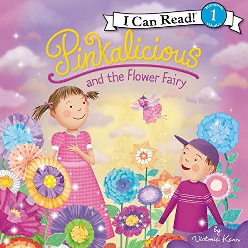 Pinkalicious and the Flower Fairy  By  cover art