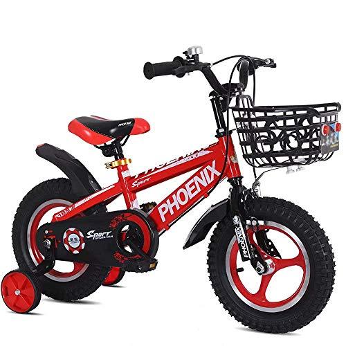 Best Bargain FJH Rocking Horses Children Bicycle Wear-Resistant Anti-Skid Protection Old Boy Girl Ba...