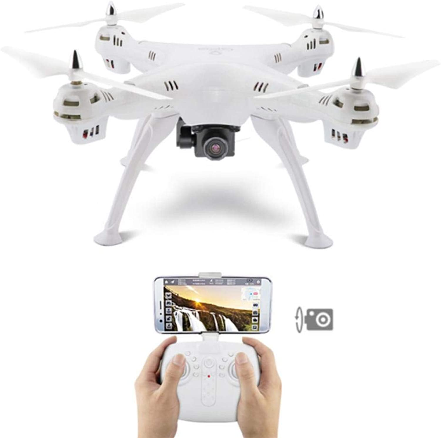 Eillybird X8 GPS Satellite Positioning Drone,High Definition 4K Aerial Photography Remote Control UAV 5GWiFi 5G Network Professional Camera,Four-axis Aircraft Intelligent Return