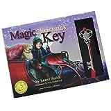 The Magic Christmas Key Book and Key Gift Set