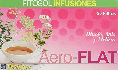 Fitosol Té Flat - 20 Filtros