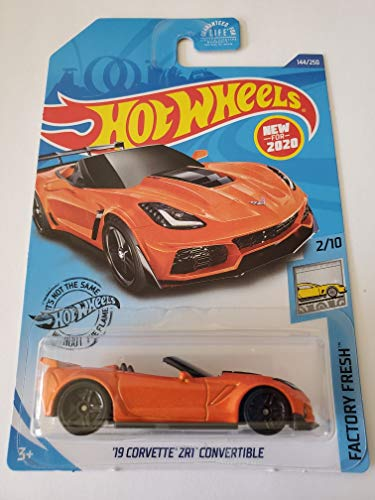Hot Wheels 2020 Factory Fresh