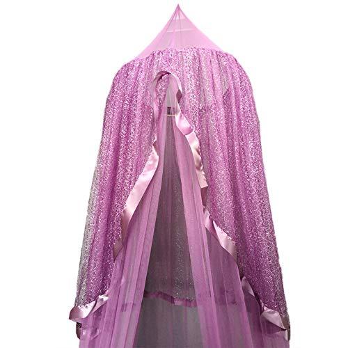 lit /à baldaquin Princesse Reine literie moustiquaire Tente de lit pour la d/écoration de la Chambre gaeruite Filet Anti-Moustique pour lit moustiquaires