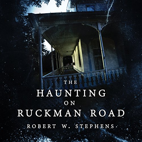 The Haunting on Ruckman Road audiobook cover art