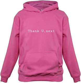 Thank U, Next - Kids Hoodie - 9 Colours - 1-13 Years