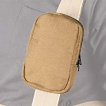 Atlas 46 Suspender Attachment Mobile Phone Pouch - Large, Coyote | Hand Crafted in The USA