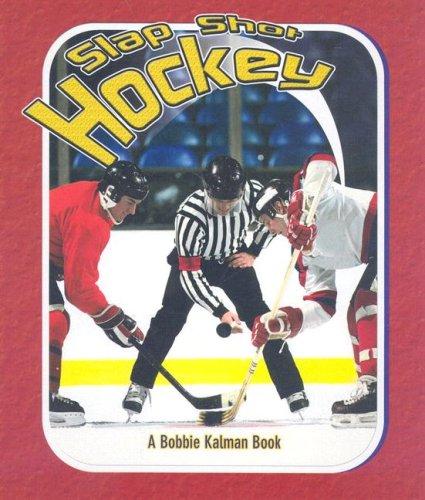 Slap Shot Hockey (Sports Starters, Band 7)