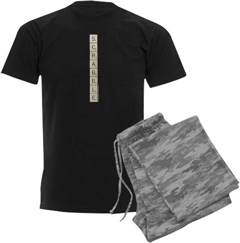 CafePress online shop Vintage Scrabble Pajama Set Tiles Popular shop is the lowest price challenge