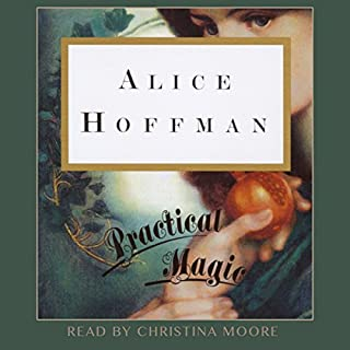 Practical Magic audiobook cover art