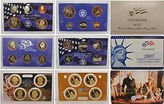 2007 S United States Mint Proof Set Proof