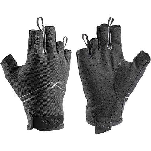 LEKI Multi Breeze Short Handschuhe, schwarz, EU 10