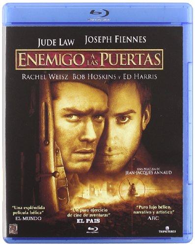 Enemigo A Las Puertas [Blu-ray...