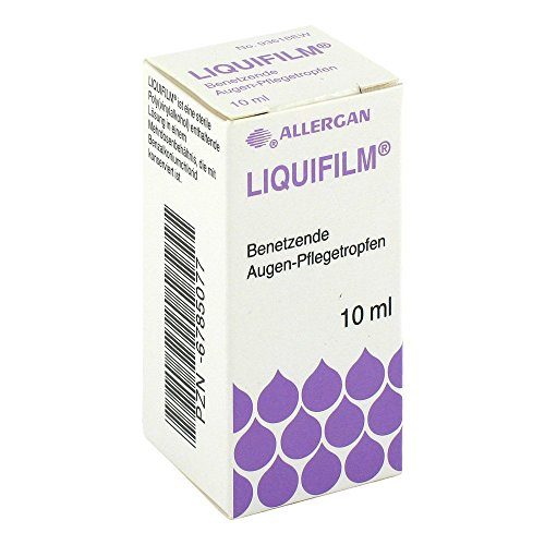 Liquifilm Augen Pflegetropfen, 10 ml