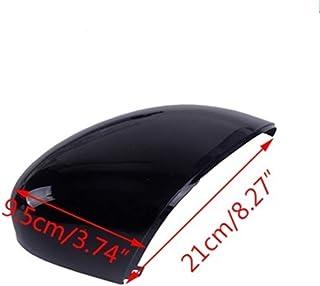 TOOGOO Para Ford Fiesta Mk7 2008-2012 Espejo De Puerta De ala El/éctrica Imprimado Lado del Conductor Derecho