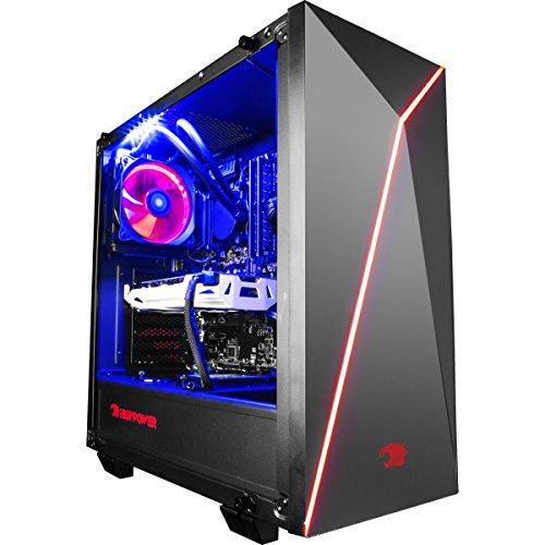 Ordinateur de bureau Ultra Gaming iBUYPOWER Ardoise 9200 Intel i7-8700K 3,7 GHz, NVIDIA Geforce GTX 1070 8 Go - 1