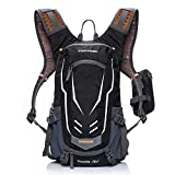 TOPTREK Cycling Backpack Waterproof for Men and...