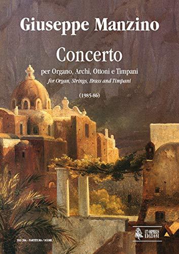 Konzert. Streicher, Blechbläser, Orgel, Pauke
