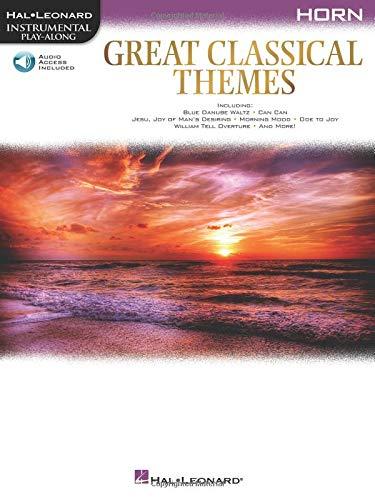 Great Classical Themes: Horn (Hal-leonard Instrumental Play-along)