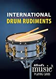 Music Playing Cards: International Drum Rudiments (Alfred's Music Playing Cards)