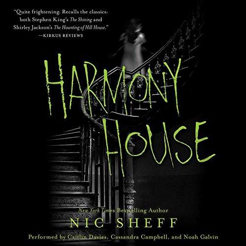『Harmony House』のカバーアート