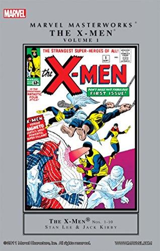 X-Men Masterworks Vol. 1 (English Edition)