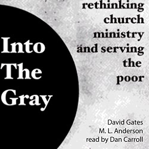 Into the Gray: Rethinking Church, Ministry, and Serving the Poor cover art