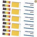 Yangfei 800 Stück pH Teststreife...